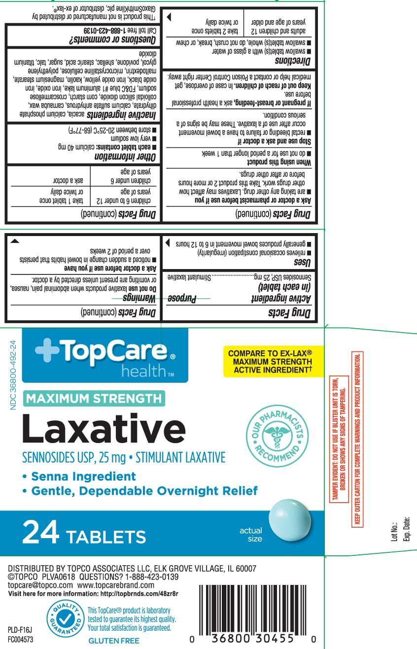 sennosides 25 mg instructions