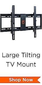 monoprice full motion tv mount instructions