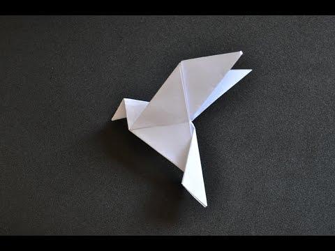 flying bird mobile instructions