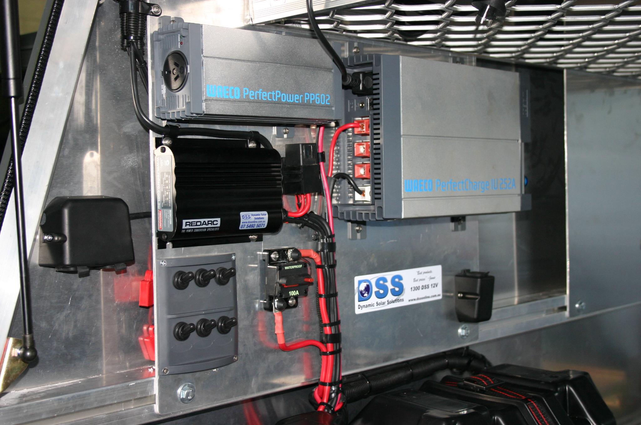 rv solar panel installation instructions