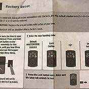 kwikset smart key reset instructions