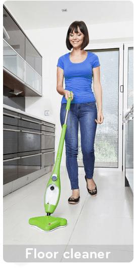 x5 steam mop instructions