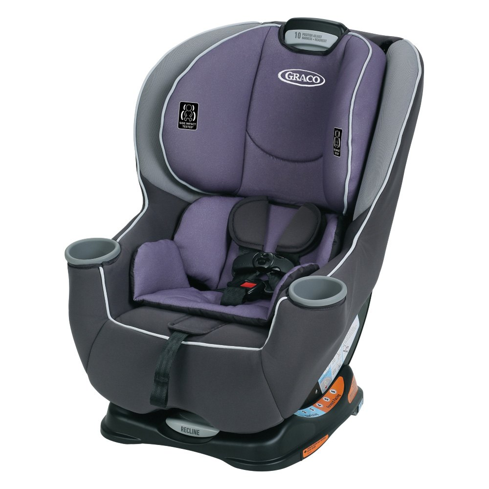 graco toddler car seat instructions