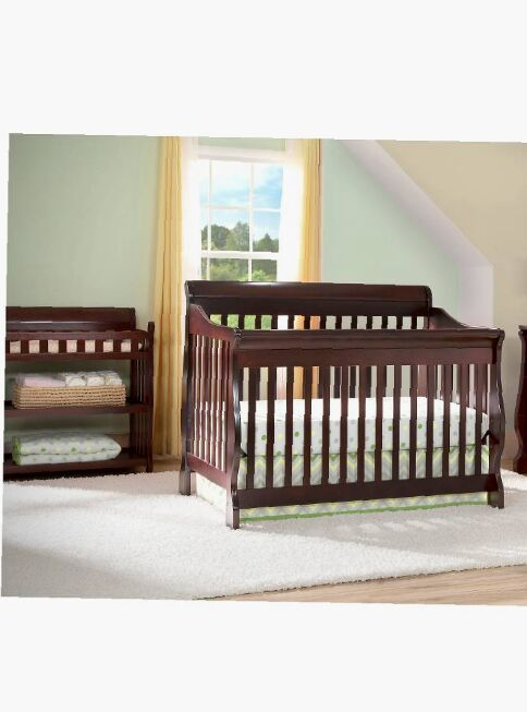 delta 4 in 1 crib with changing table instructions
