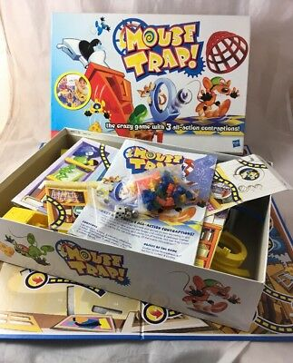 mb games mouse trap instructions