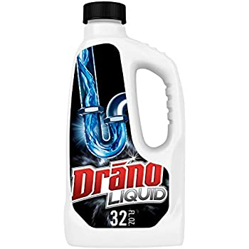 drano max gel instructions