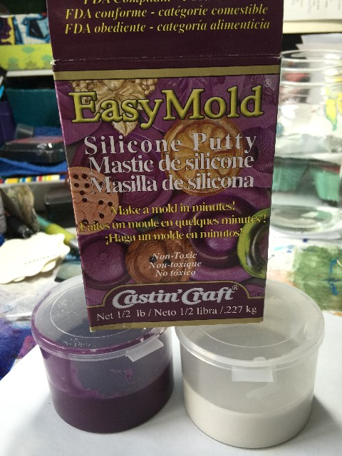 easy mold silicone putty instructions