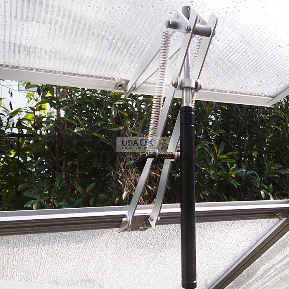 greenhouse automatic vent opener instructions