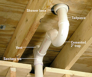 maax corner shower installation instructions