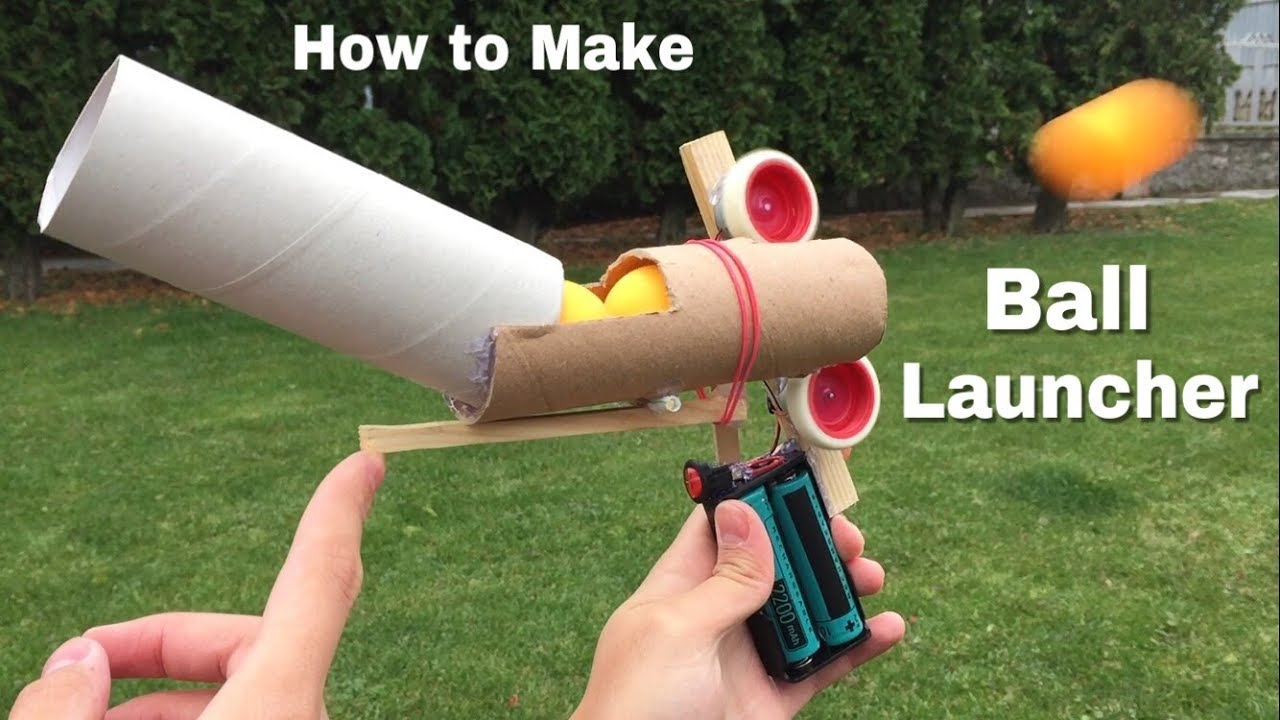 ping pong ball cannon instructions