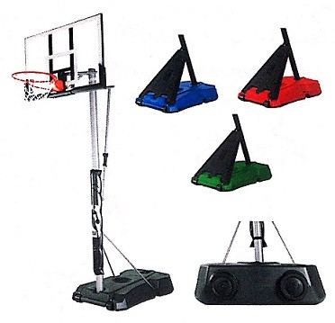 spalding portable basketball system assembly instructions