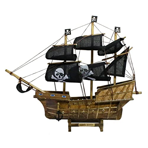 pirate ship 3d puzzle instructions