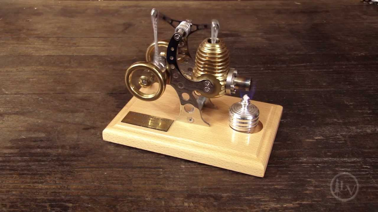 bohm stirling engine instructions