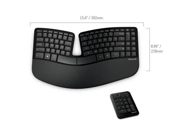microsoft wireless comfort keyboard 4000 instructions