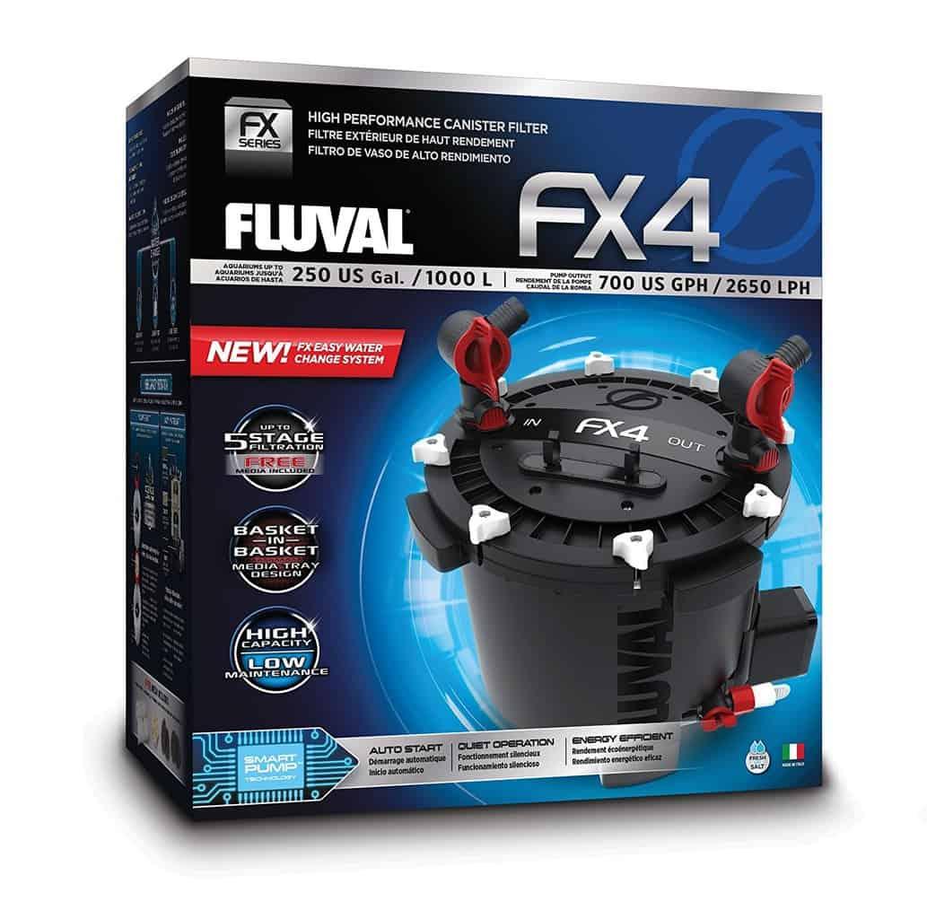 fluval aquarium filter instructions