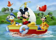 mickey mouse 3d puzzle instructions