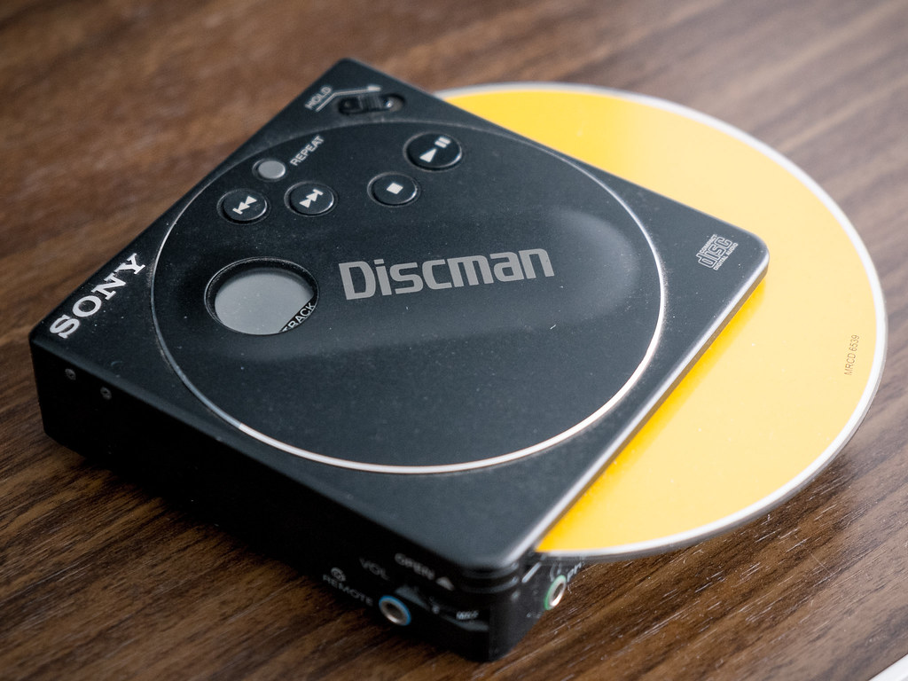 sony walkman cd player instructions