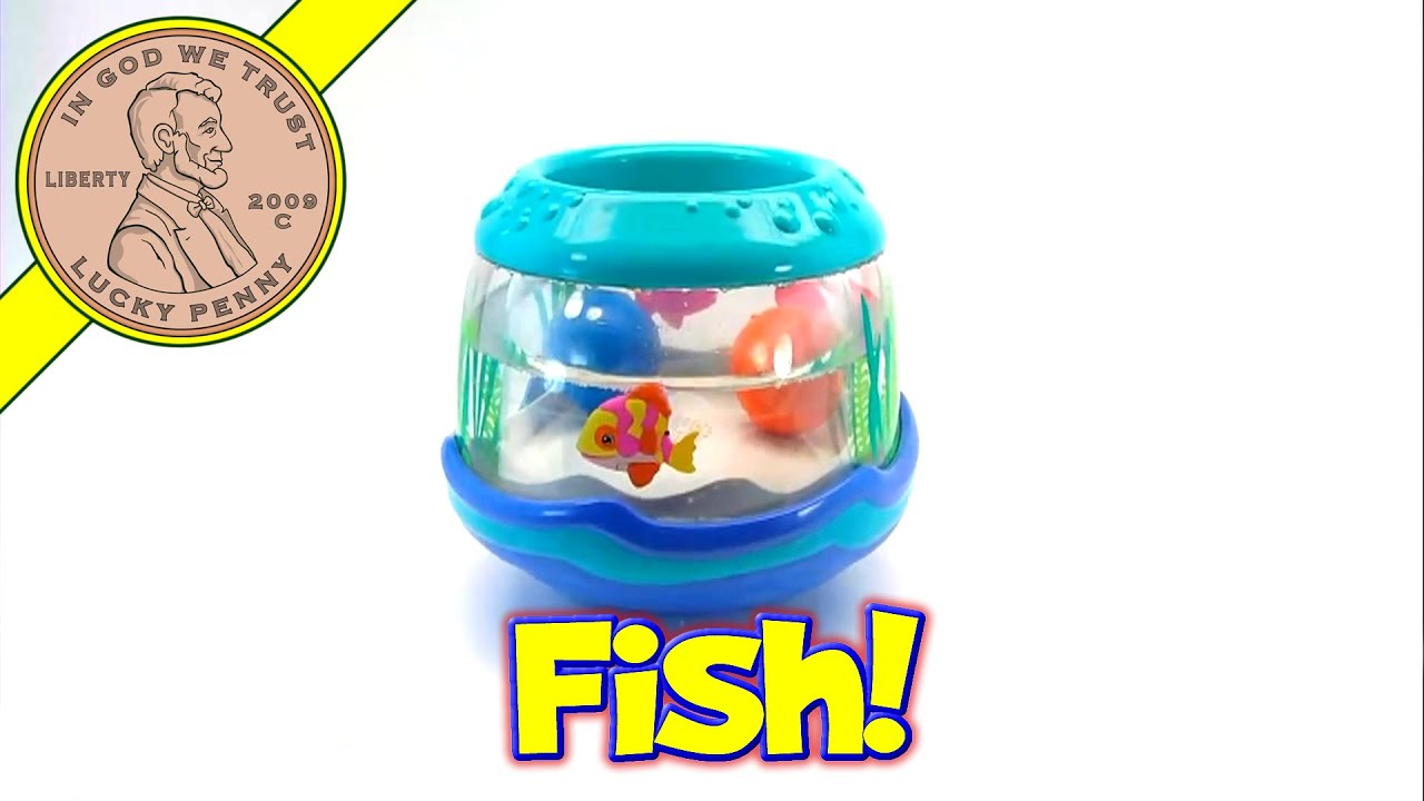 fisher price ocean wonders aquarium instructions