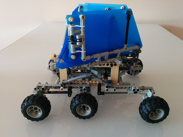 lego mindstorms mars rover instructions