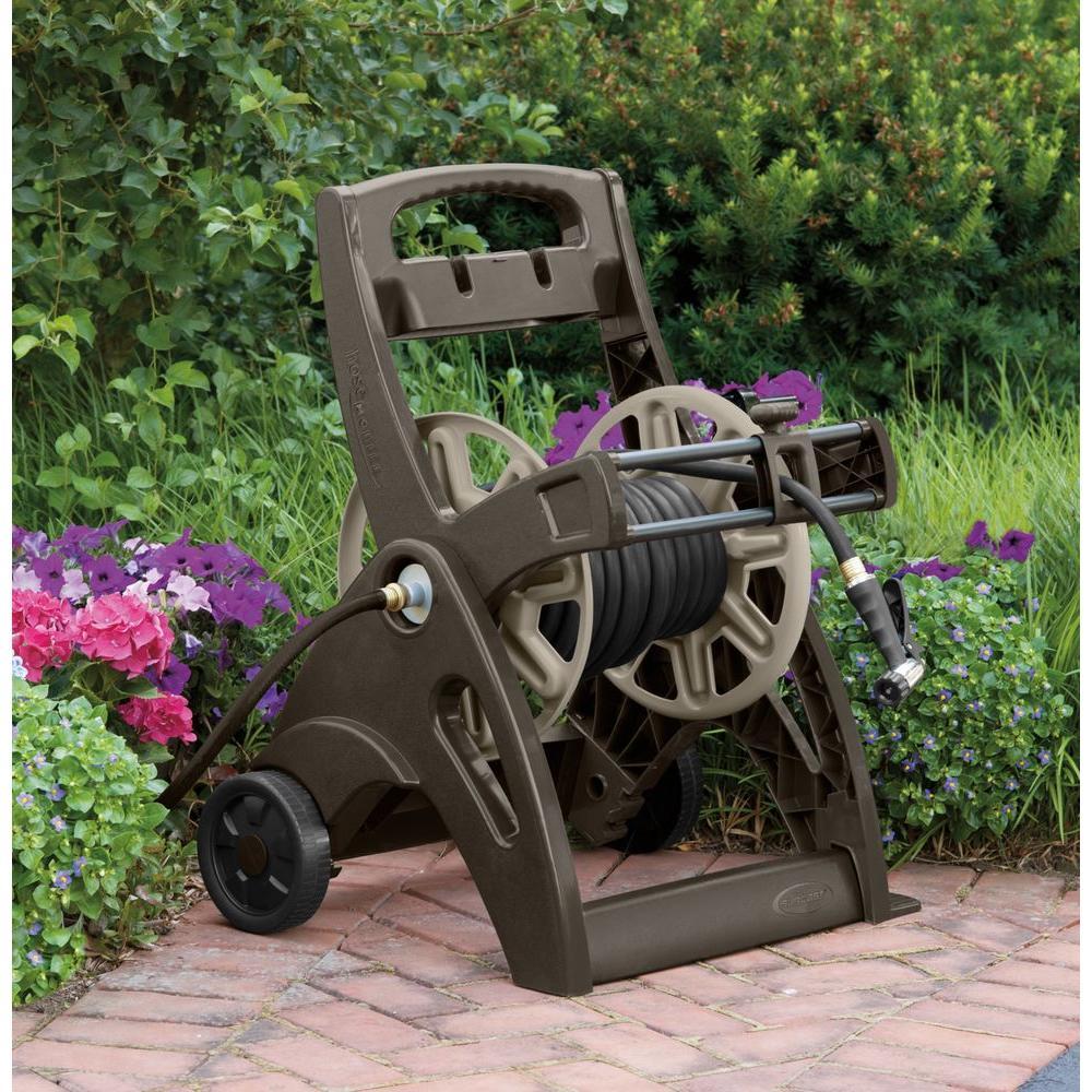 suncast garden hose reel instructions