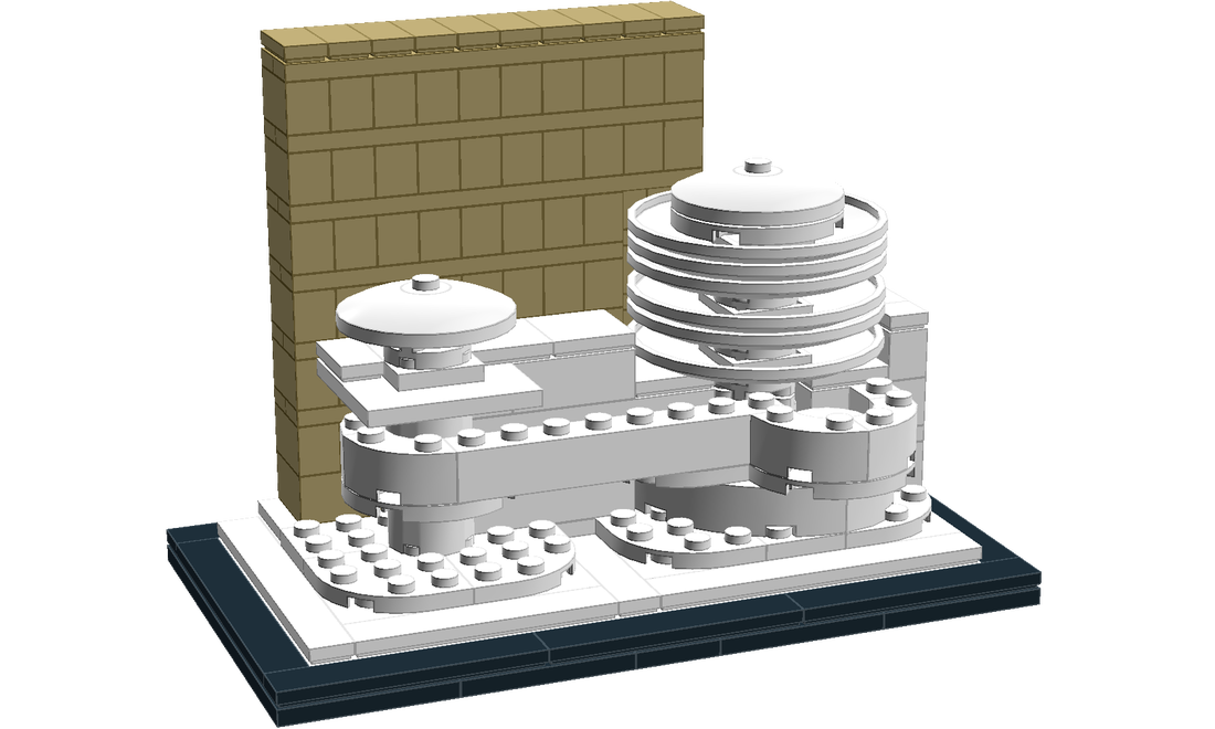 lego brandenburg gate instructions