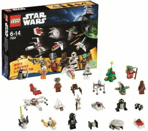 lego star wars advent calendar instructions
