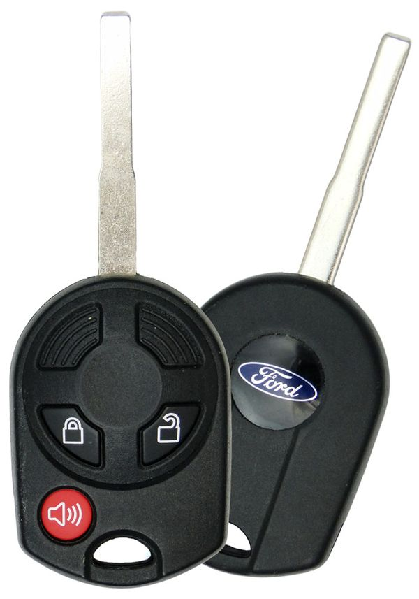 ford key fob instructions