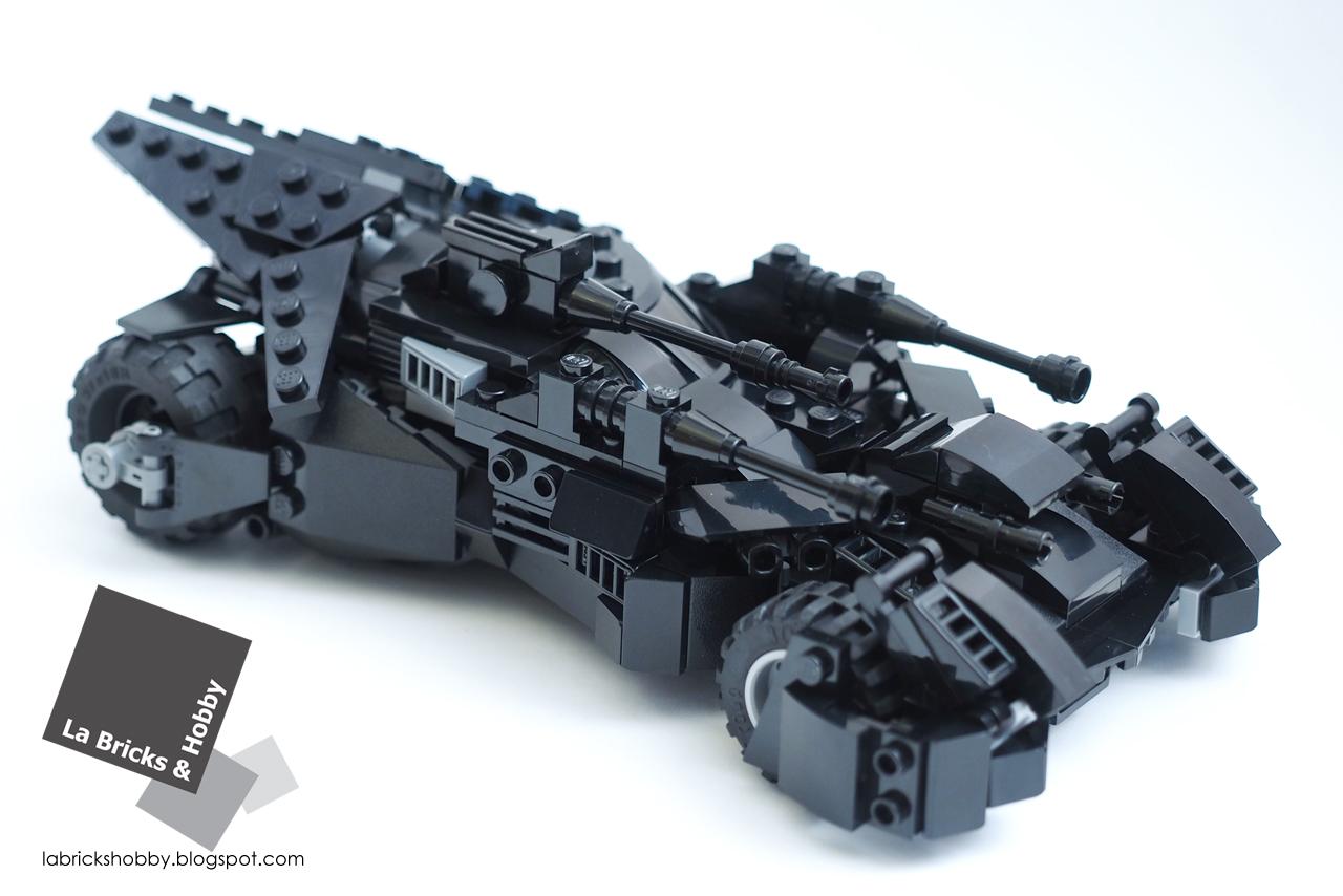 lego kryptonite interception instructions