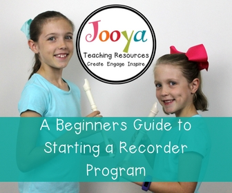 recorder instructions for beginners