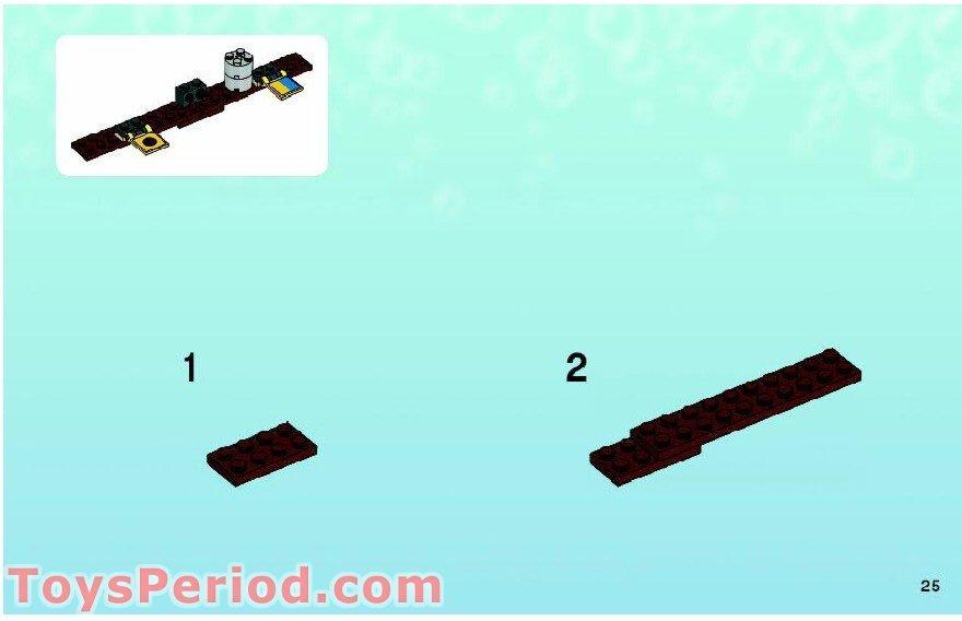 krusty krab lego set instructions