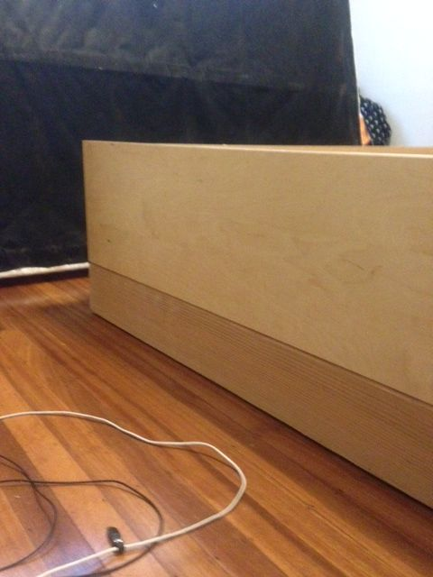 malm low bed instructions