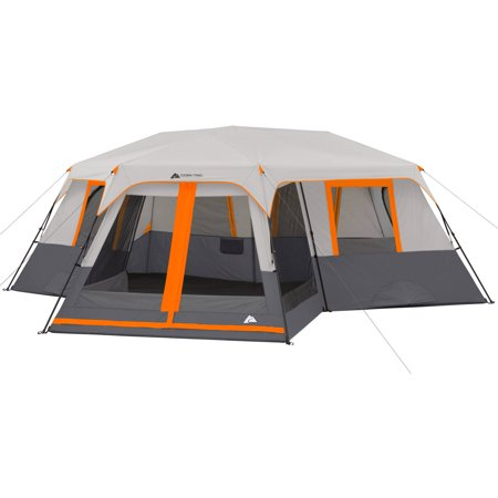 ozark trail 12 person instant cabin tent instructions