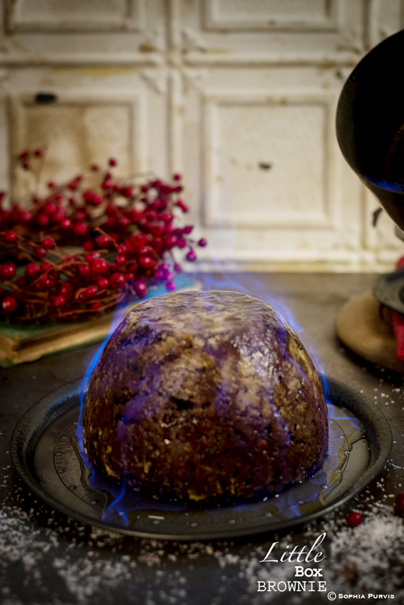 aldi christmas pudding cooking instructions