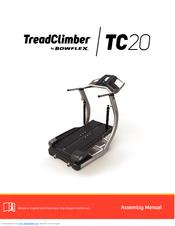bowflex treadclimber tc20 assembly instructions