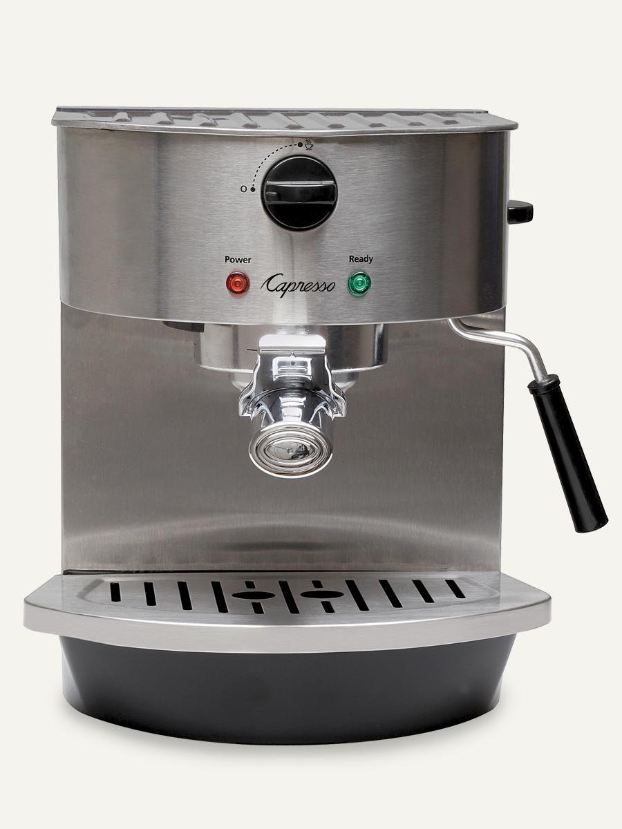 capresso espresso machine instructions
