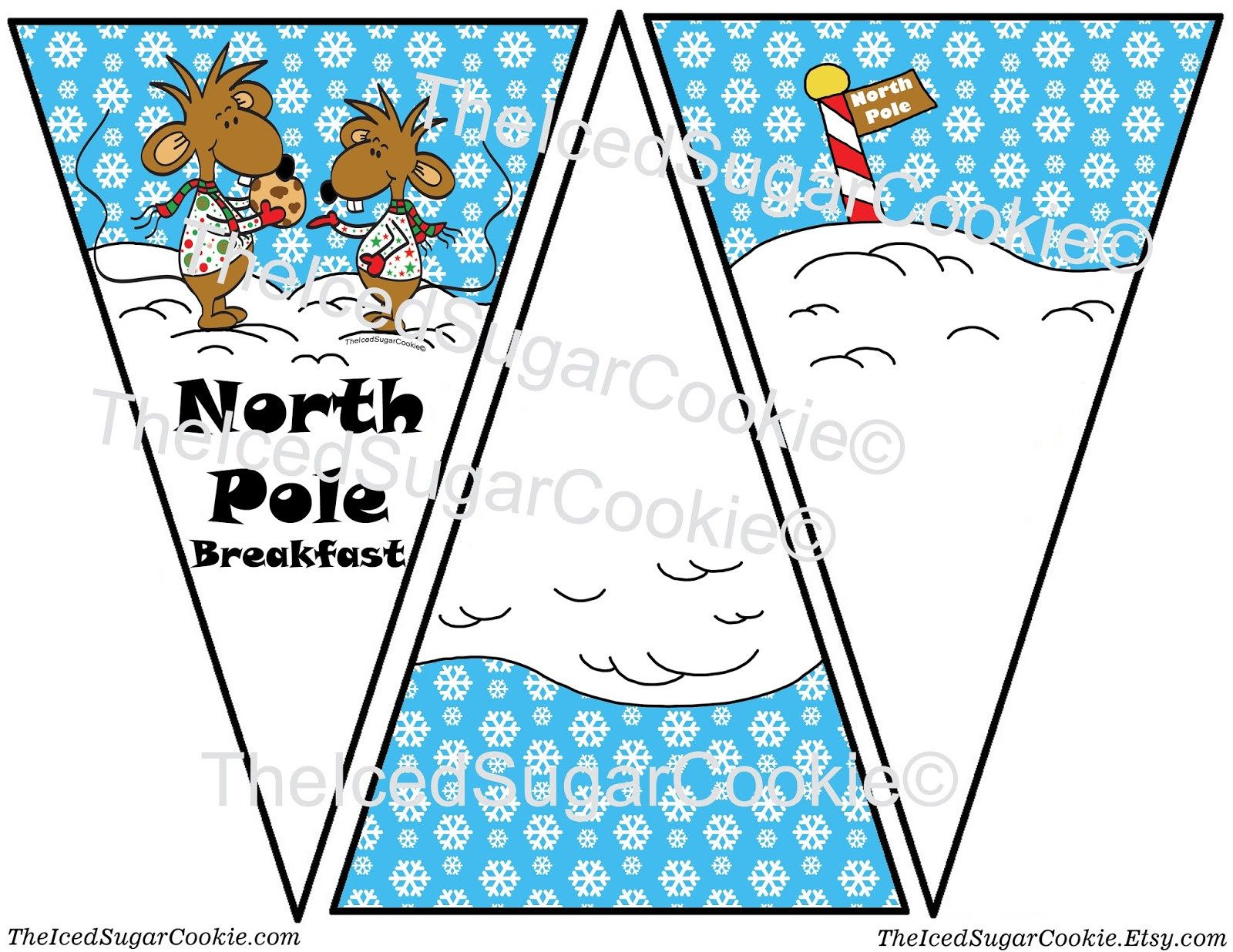 north pole tents instructions