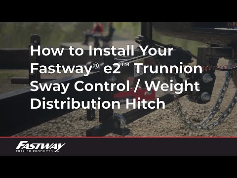 eaz lift sway bar installation instructions