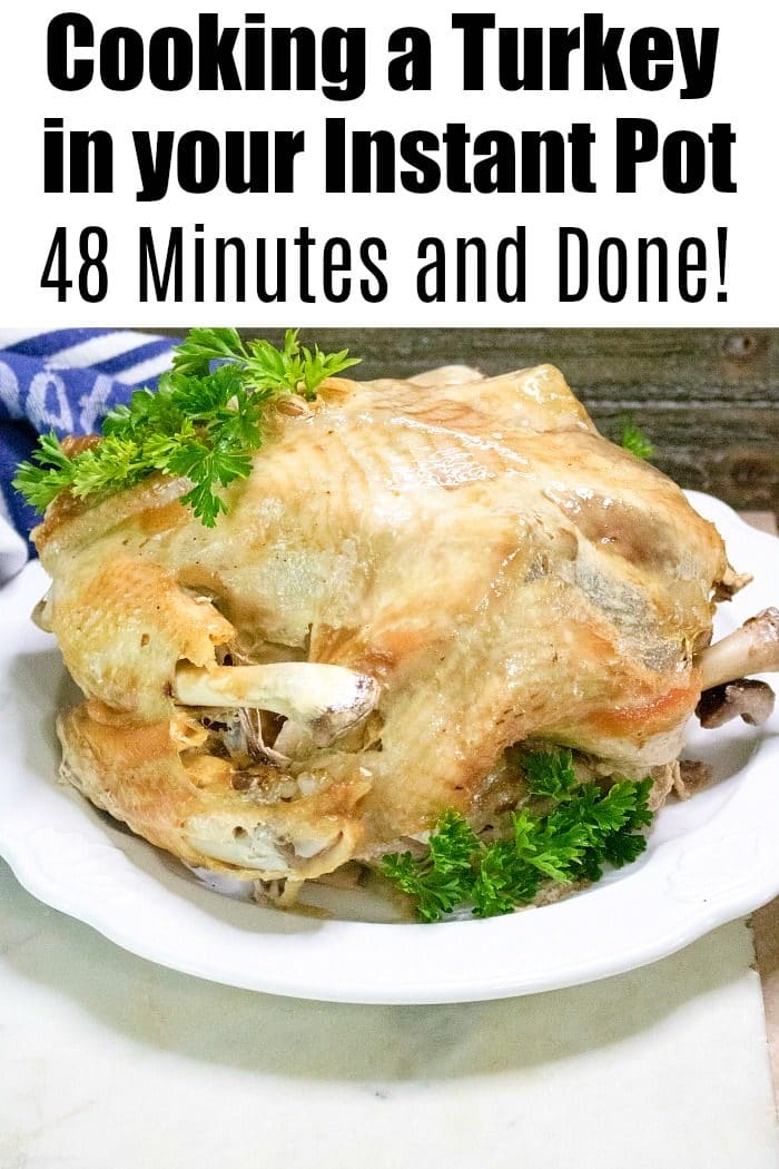 cooking a fresh turkey instructions