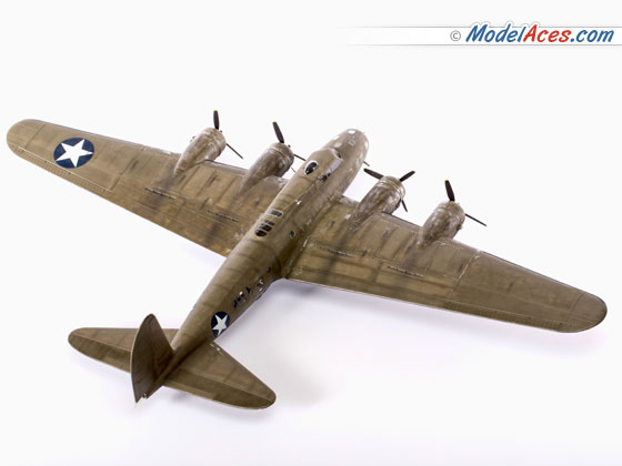 revell b 17g flying fortress instructions
