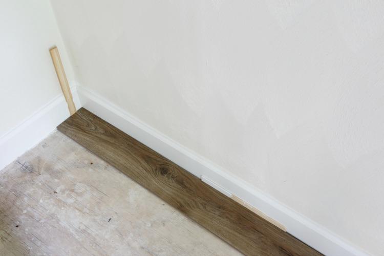 vinyl plank installation instructions