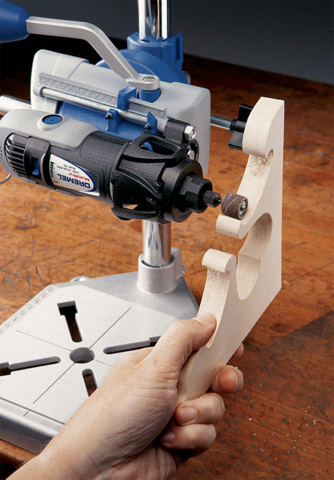 dremel drill press instructions