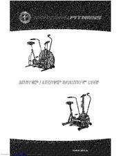 schwinn airdyne evolution comp assembly instructions
