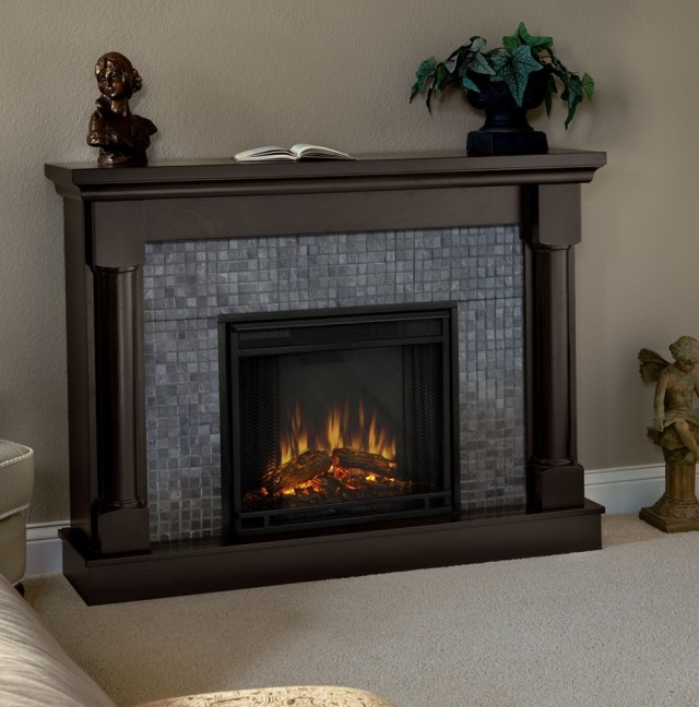 electric fireplace installation instructions