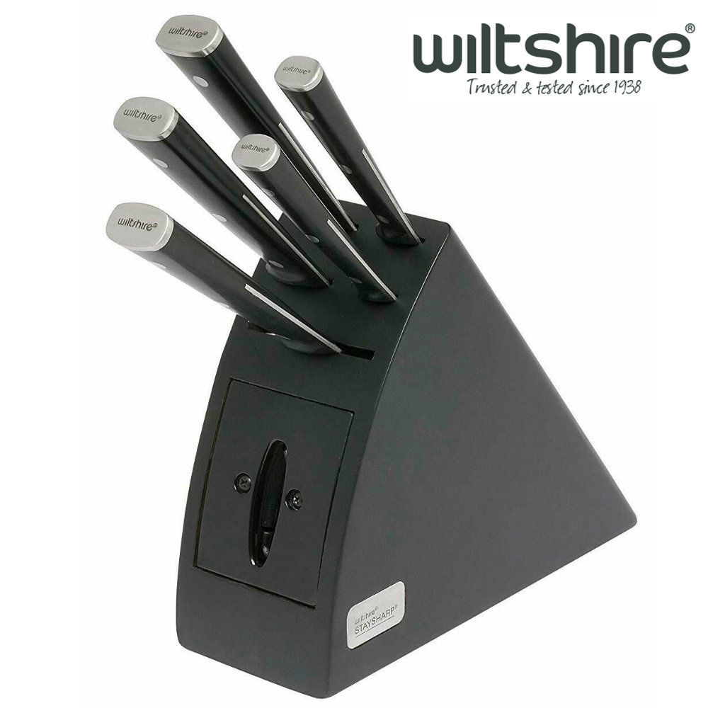 wiltshire knife sharpener instructions