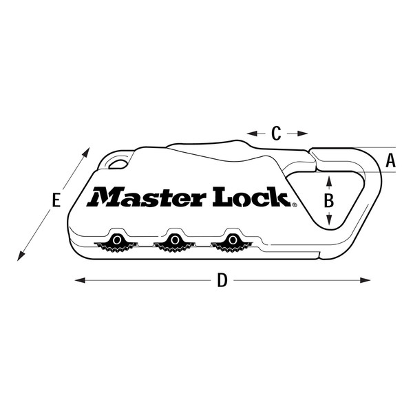 master lock 4 digit combination instructions