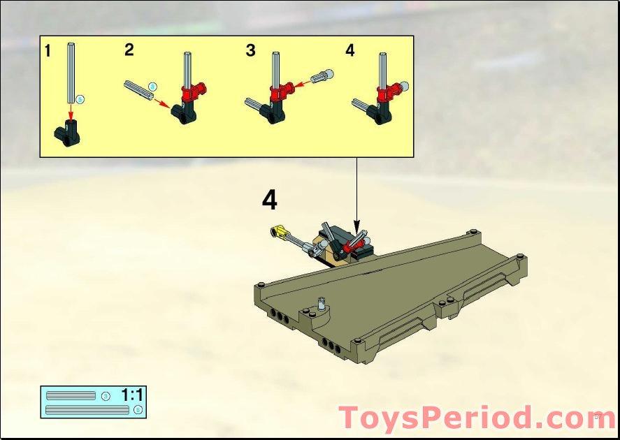 lego race track instructions