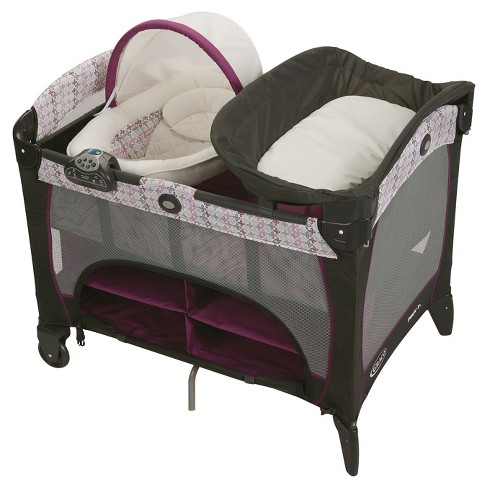 graco pack n play changing table instructions
