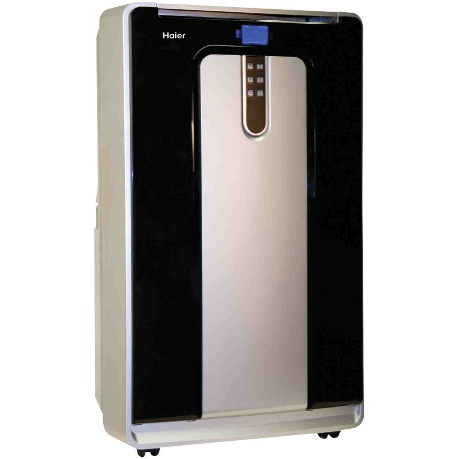 haier portable air conditioner instructions