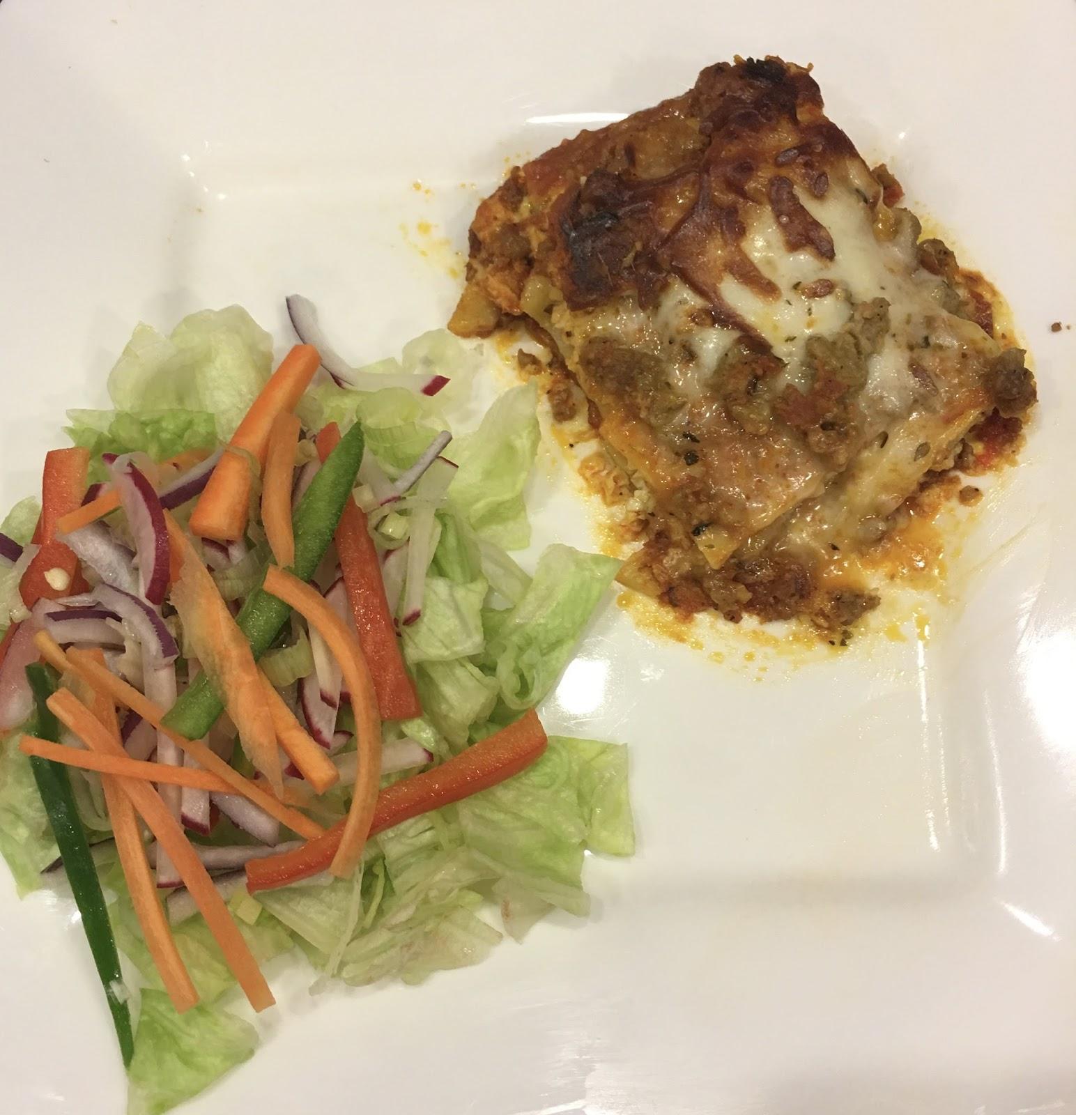 kirkland meat lasagna cooking instructions