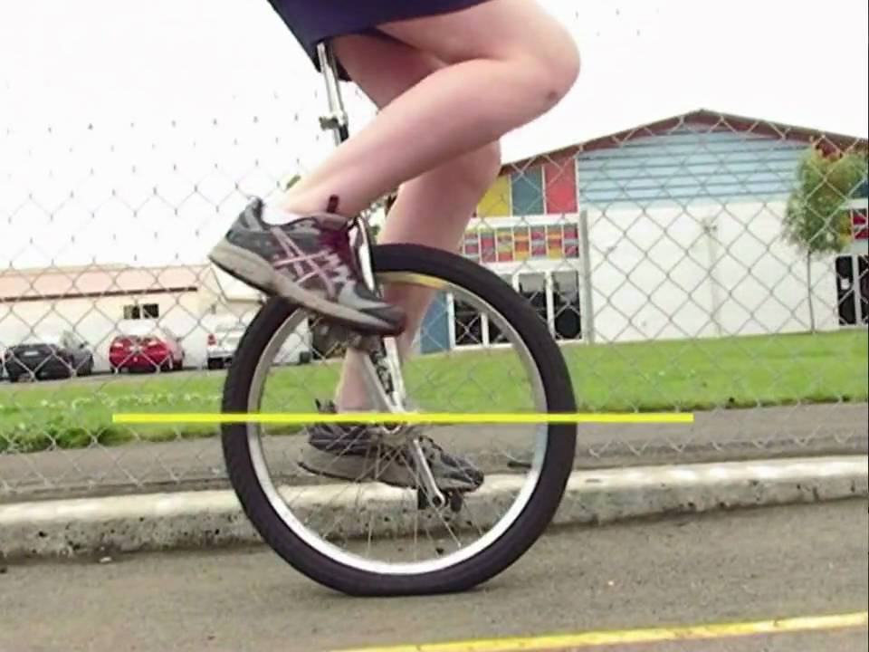 learn to ride a unicycle instructions